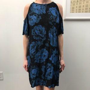 Motel Cold Shoulder Dress